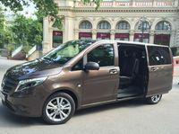 трансфер такси Виена
