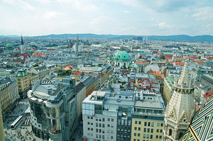 сопровождение в Вене