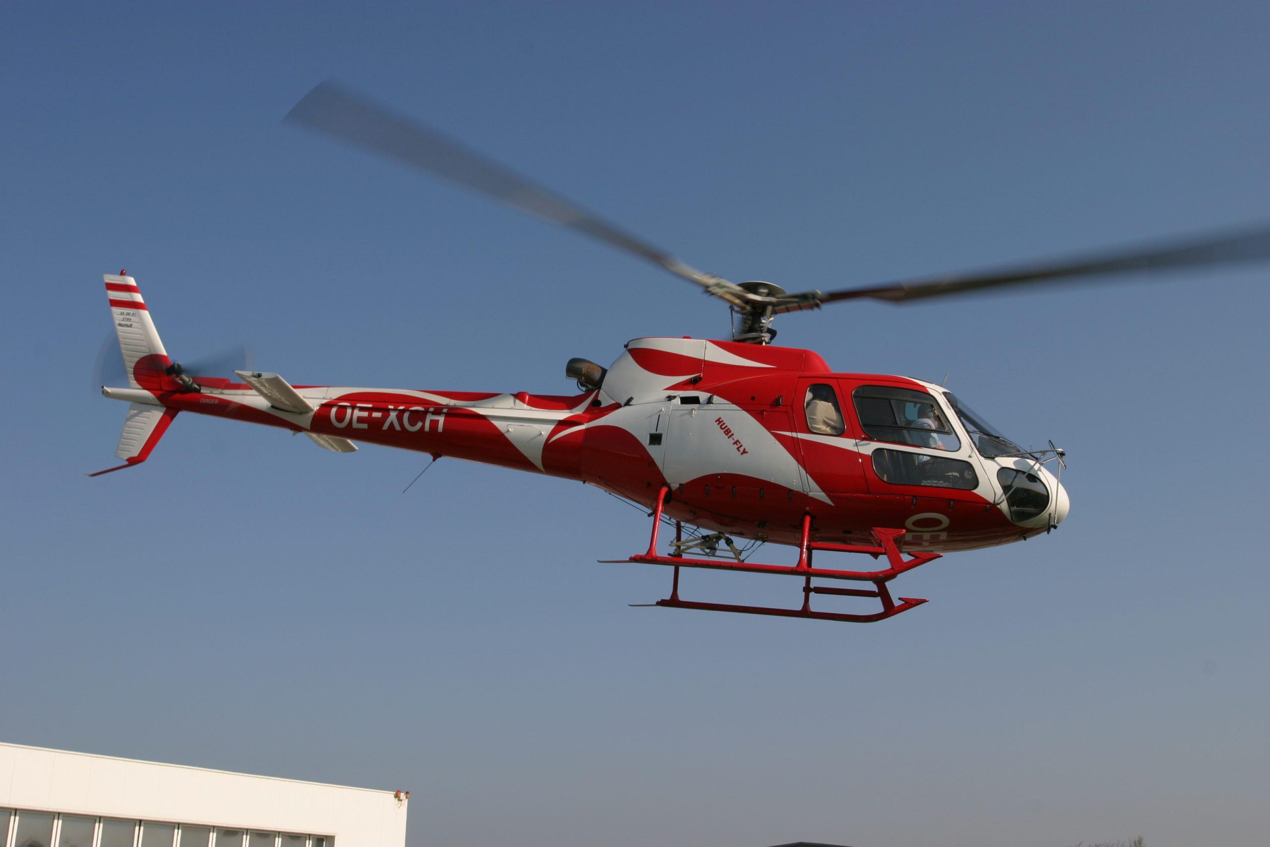 HUBI-FLY Helikopter