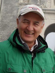Анатолий Мазаров - лицензированный гид по Вене и Австрии
