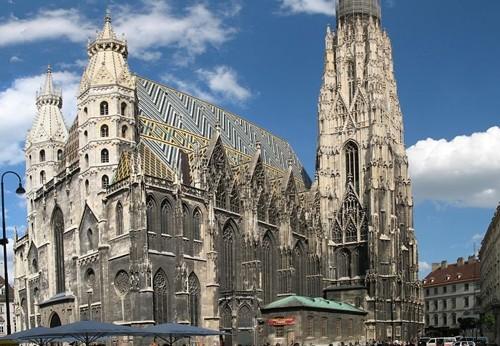 Катедралата Свети Стефан във Виена