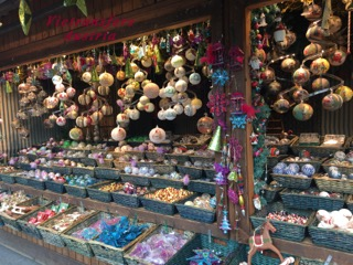 Коледен пазар във Виена