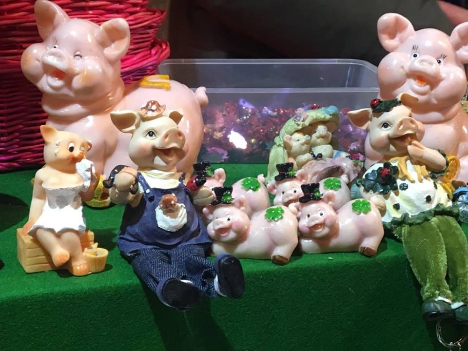 За австрийците прасето се е превърнало в постоянен атрибут и символ в навечерието на всяка Нова година