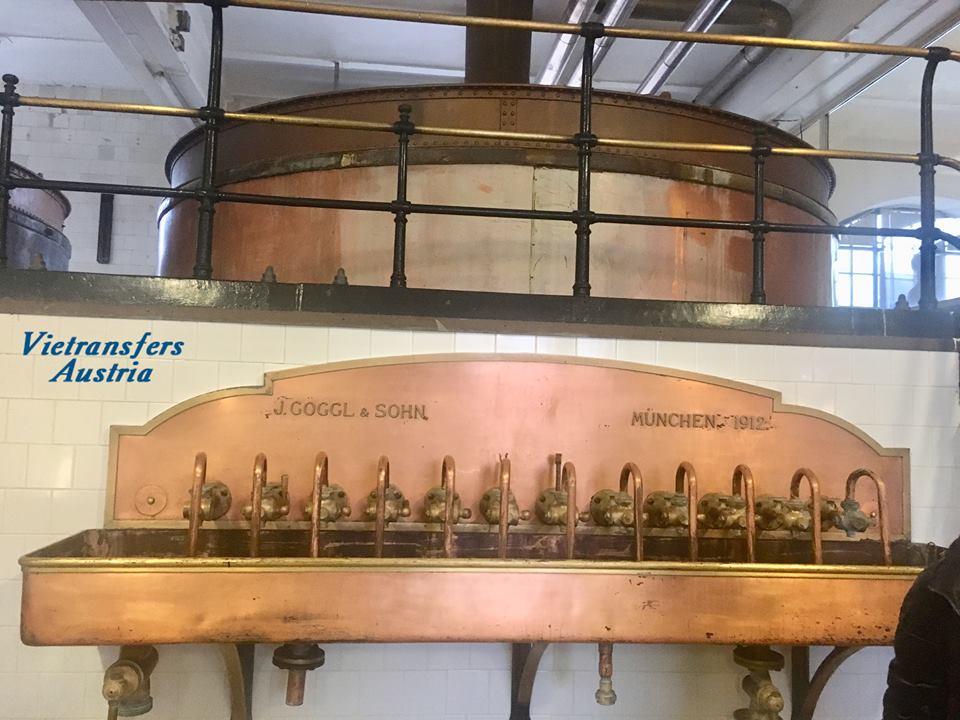 Ottakringer Brauerei е от най-големи пивоварни