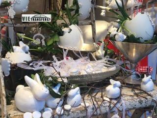 Виена е отрупана с великденски яйца и зайци – символи на плодородието