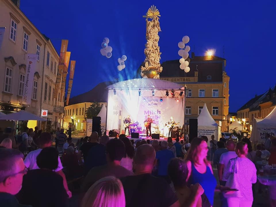 NÖM Milchstraße празнува своята 120-годишнина