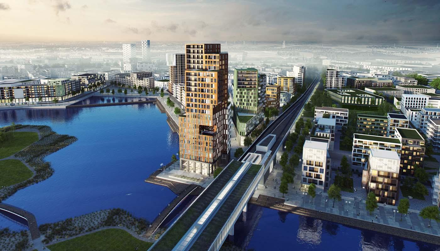 Виена новите квартали