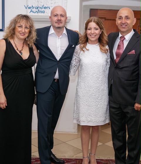 Десислава и Христо Чакърови