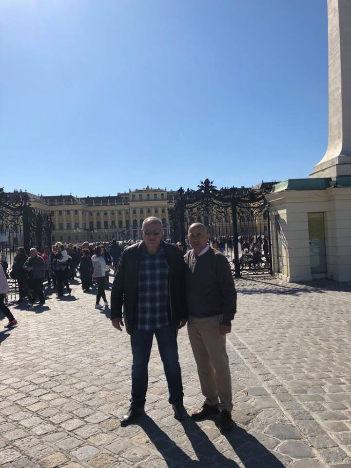 Танев посети Виена